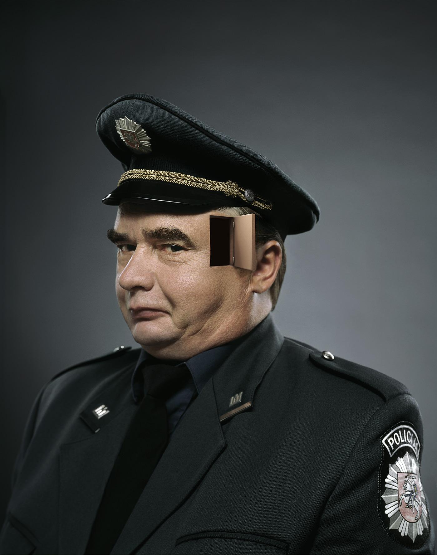LNDT-policininkas