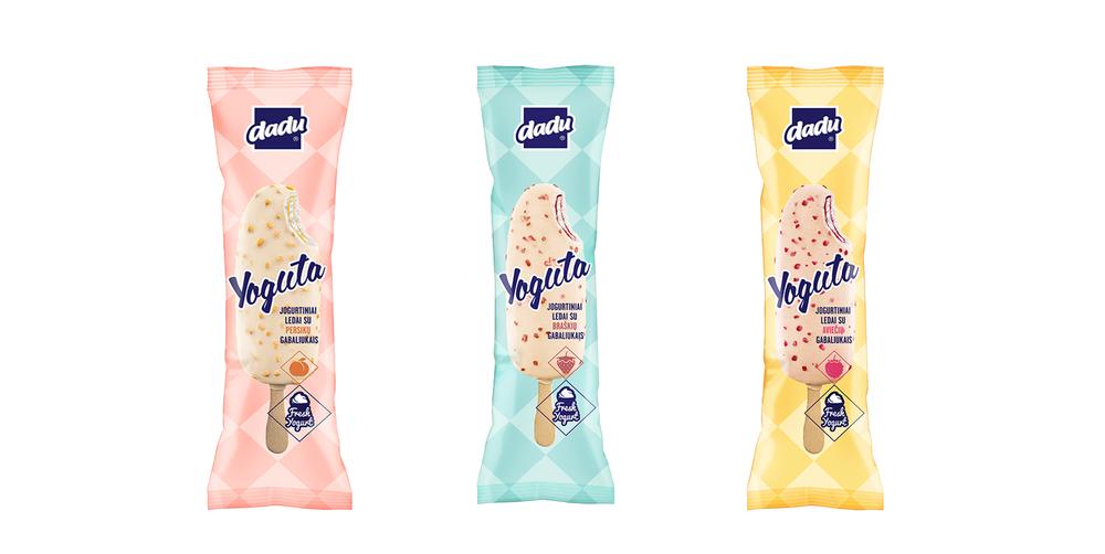 Yoguta Ice Cream